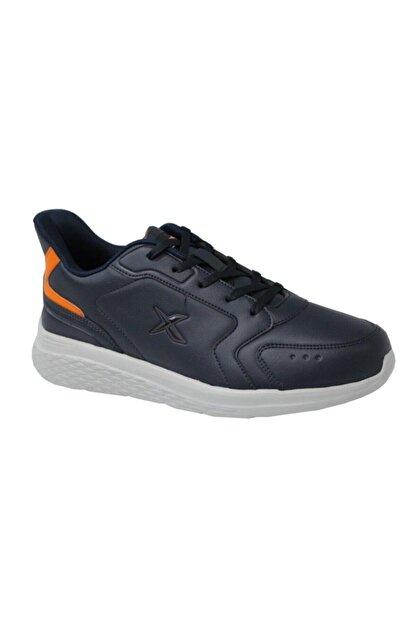 Kinetix MARNED PU Lacivert Erkek Koşu Ayakkabısı 100535588