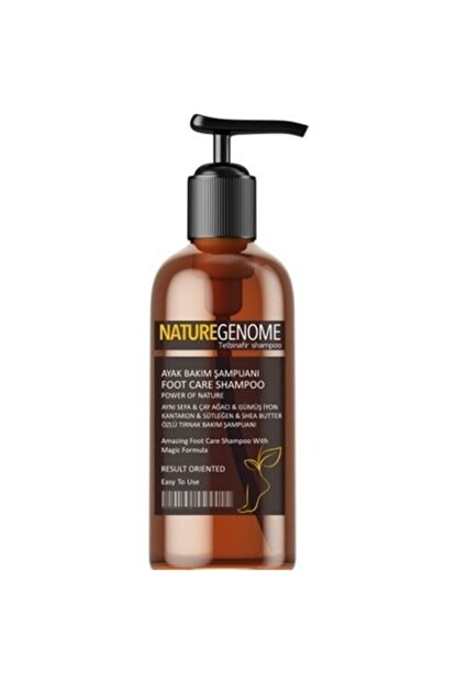 Nature Genome Tırnak Mantarı Giderici Şampuan