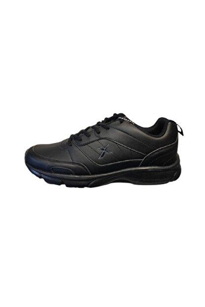 Kinetix AVERY PU Siyah Erkek Koşu Ayakkabısı 100537075