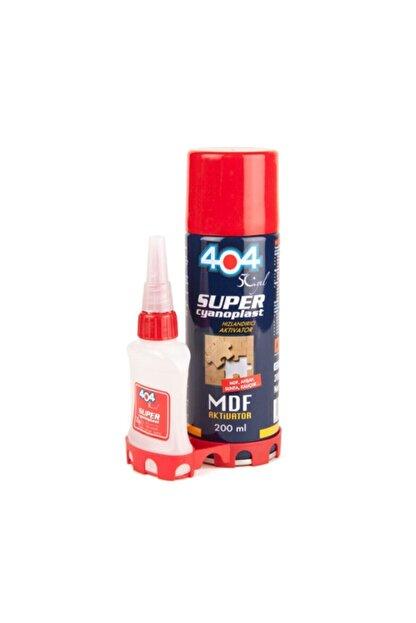 404 Kimya 404 Mdf Hızlı Yapıştırıcı 200 Ml