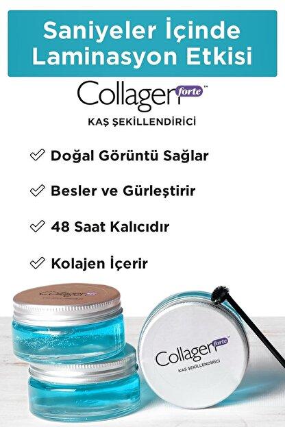 Collagen Forte Kaş Şekillendirici Wax 50 ml