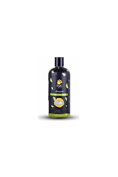 Pet Love Kedi Ve Köpek Şampuanı Misket Limon Özlü 400 ml
