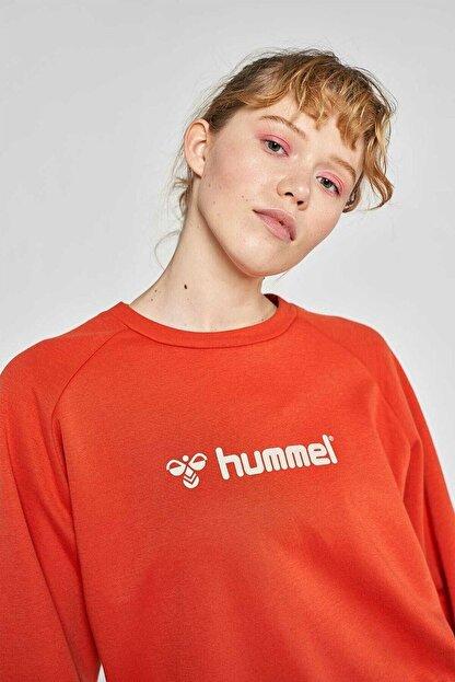 HUMMEL Kadın Stella Kırmızı Sweatshirt 921057-3840