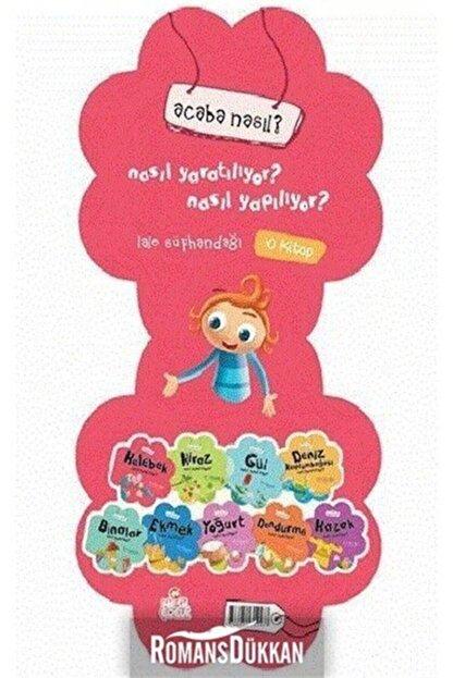 Nesil Çocuk Yayınları Acaba Nasıl Seti 10 Kitap Takım