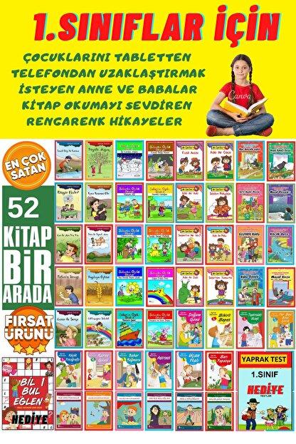 Ata Yayıncılık Ata Yayınları Okumayı Hızlandıran Mükemmel Bir Hikaye Kitabı Seti Rengarenk Hikayeler)
