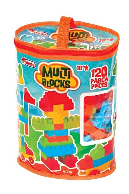 DEDE Multi Bloklar 120 Parça