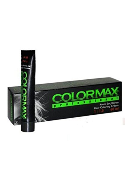 Colormax Tüp Boya 7.1 Küllü Kumral