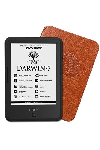 "onyx boox Darwin-7 E-kitap Okuyucu - /6""/8gb/4 Core/e-ınk Carta Plus Sensor/android/wi-fi/audio"