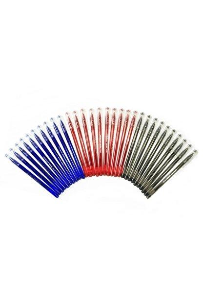 Pensan Büro Tükenmez Kalem 3 Renk 30 Adet