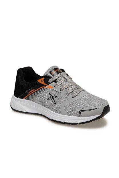 Kinetix TIERON 1FX Gri Erkek Koşu Ayakkabısı 100786936