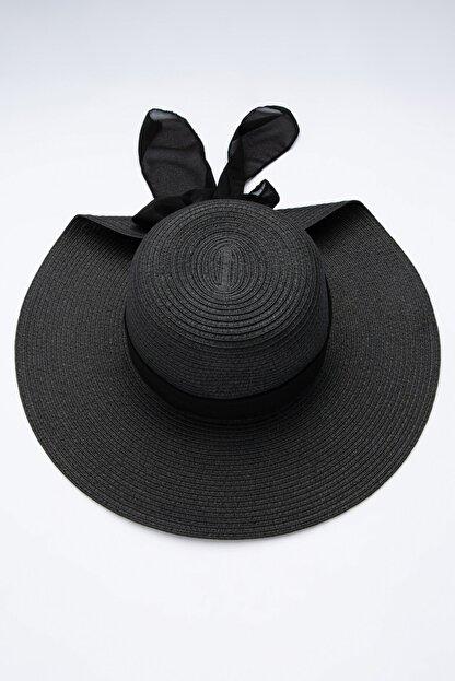 Penti Siyah Seventıes Şapka