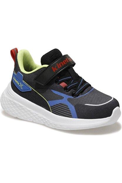 Kinetix Porter Siyah Sax Hafif Comfort Ortapedik Erkek Çocuk Spor Ayakkabı