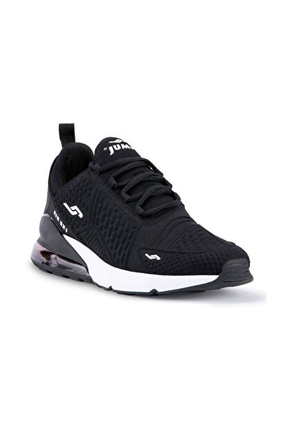 Jump 24883 Air Taban Erkek Spor Ayakkabı - Siyah