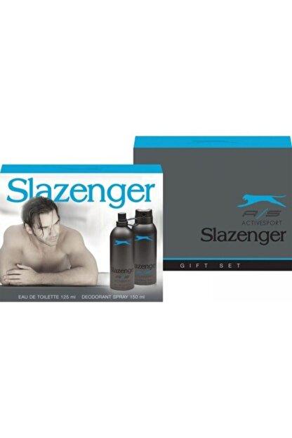 Slazenger Active Sport Mavi 125 ml 150 ml Deodorant