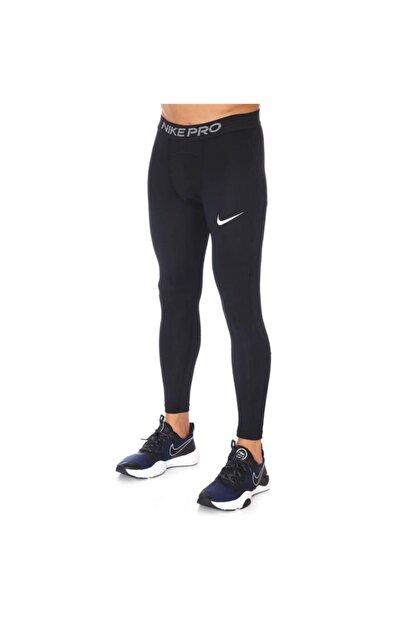 Nike Erkek Siyah M Np Tght 3qt