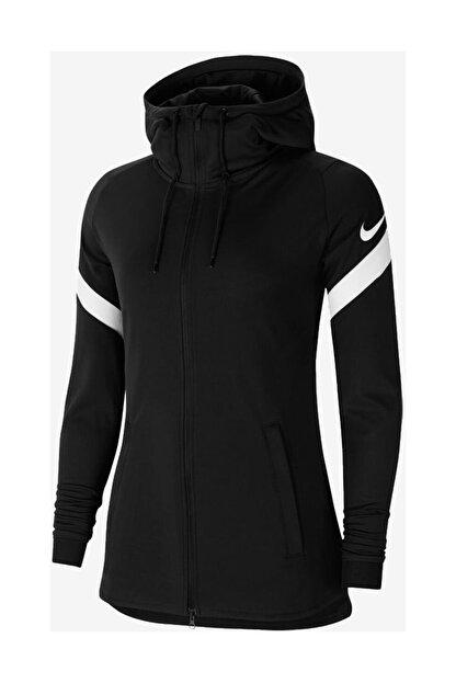 Nike Kadın Spor Sweatshirt - Dri-Fit Strike - CW6098-010