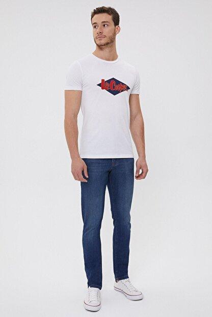 Lee Cooper Slim Fit Pamuklu Jack Jeans Erkek Kot Pantolon 211 Lcm 121080 Dn1436