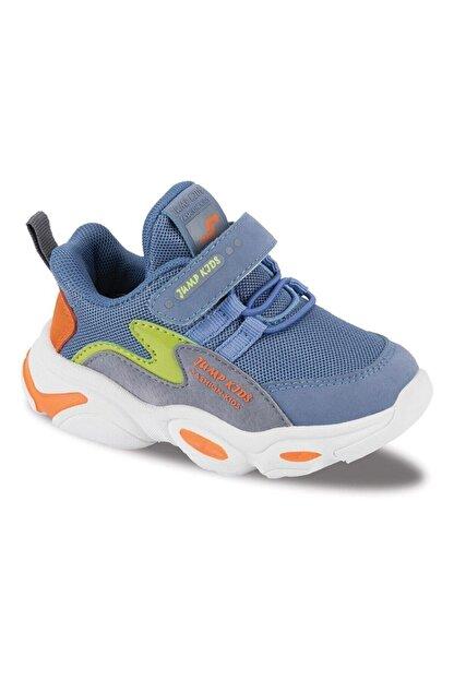 Jump Çocuk Spor Ayakkabı 25833 D Blue/grey/green