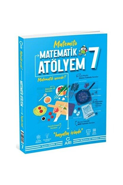 Arı Yayıncılık 7.sınıf Matemito Akıllı Matematik Atölyem