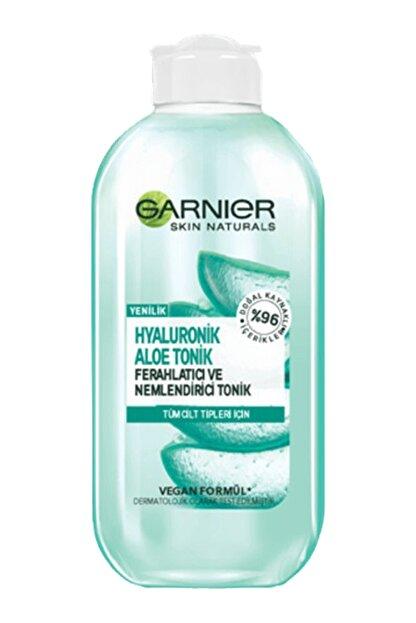Garnier Hyaluronik Aloe Tonik Ferahlatıcı Ve Nemlendirici Tonik 3600542367813