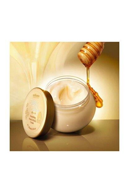Oriflame Milk & Honey Gold Besleyici Ballı El & Vücut Kremi