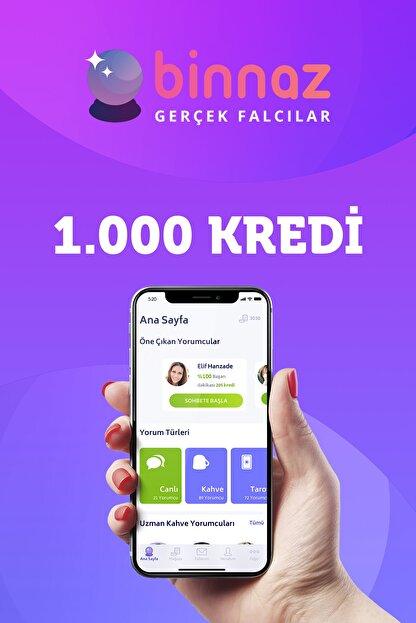 Binnaz 1.000 Kredi