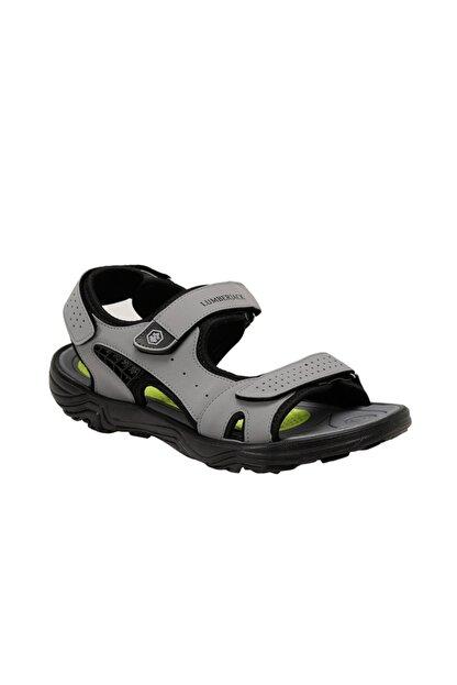 Lumberjack KASS Gri Erkek Sandalet 100501717