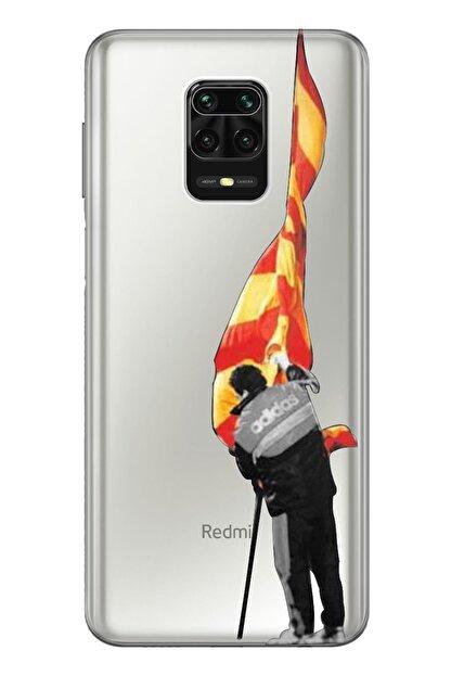 Cekuonline Xiaomi Redmi Note 9s - Note 9 Pro Tıpalı Kamera Souness Korumalı Kılıf