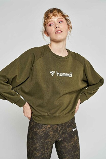HUMMEL Kadın Sweatshirt Stella 921057-6297
