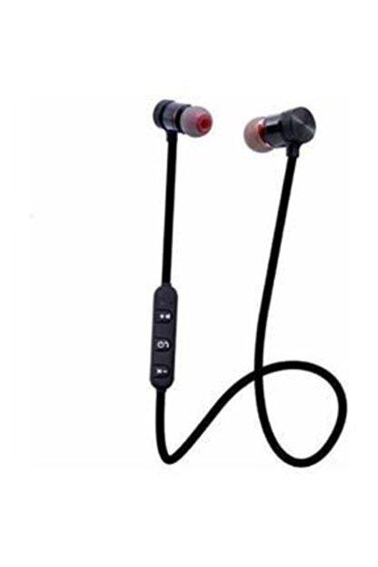 Sports Siyah Sound Stereo Bluetooth Kulaklık Mt789654