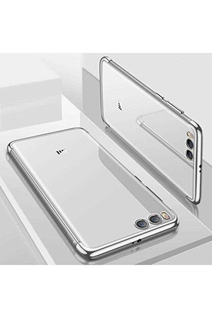 Dijimedia Xiaomi Mi 6 Dört Köşeli Lazer Silikon Kılıf