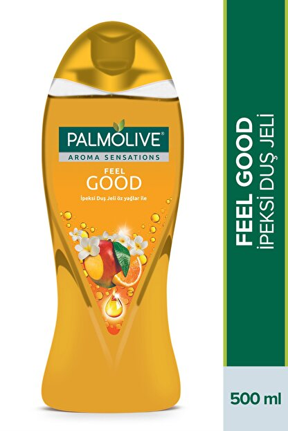 Palmolive Aroma Sensations Feel Good İpeksi Banyo ve Duş Jeli 500 ml
