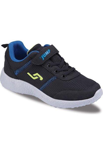 Jump Erkek Çocuk Siyah Spor Ayakkabı