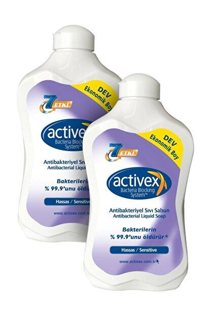 Activex Antibakteriyel Sıvı Sabun Hassas 1 5 l