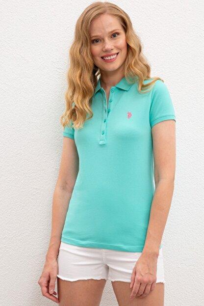 US Polo Assn Kadın T-Shirt G082GL011.000.937511