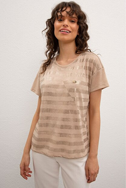 US Polo Assn Kadın T-shirt G082SZ011.000.972272