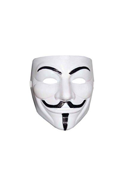 Nostaljik Lezzetler Parti Maskesi - V For Vendetta