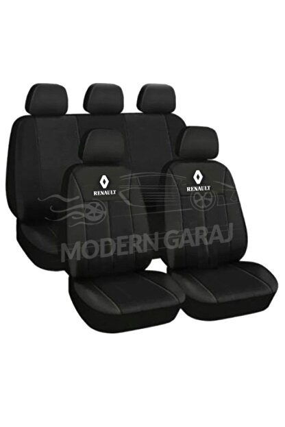 Modern Garaj Renault Koltuk Kılıfı Renault Oto Koltuk Kılıfı Renault Spor Kılıfı