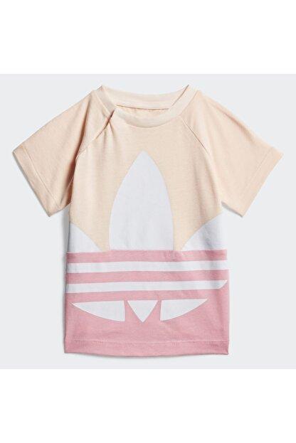 adidas Large Trefoil Çocuk  T Shirt