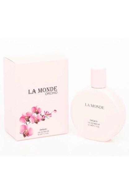 Defacto La Monde Orchid  Edp 50 ml Unisex Şişe Parfüm 8681750091313