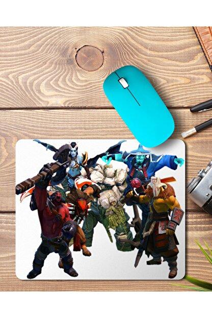 MET DESİGN Dota 2 Nevermore Mouse Pad Mousepad