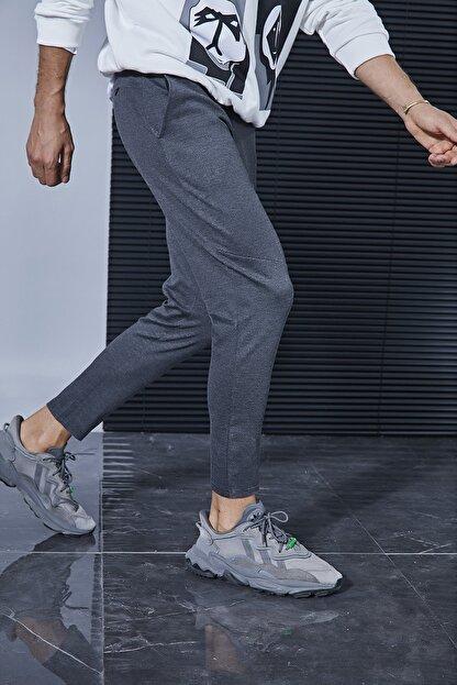 Sateen Men Erkek Antrasit Jogger Pantolon