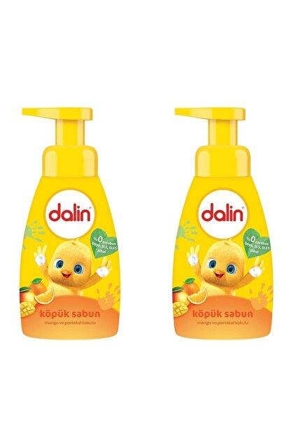 Dalin Köpük Sabun Mango Ve Portakal Kokulu 200 ml X 2 Adet