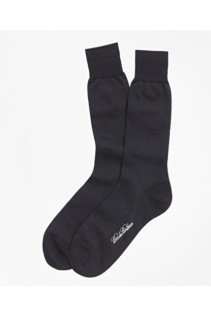 BROOKS BROTHERS Erkek Lacivert Çorap