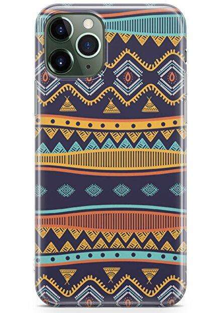 Zipax Huawei Honor 20 Kılıf Desen 002 Desenli Baskılı Silikon Kilif - Mel-109504