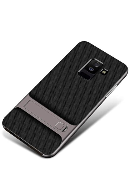 Dijimedia Galaxy J8 Kılıf Standlı Verus Kapak