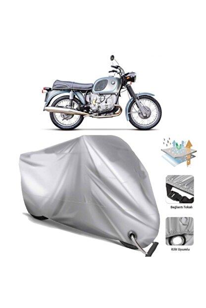 CoverPlus Bmw R 75 Motosiklet Brandası (bağlantı Ve Kilit Uyumlu)