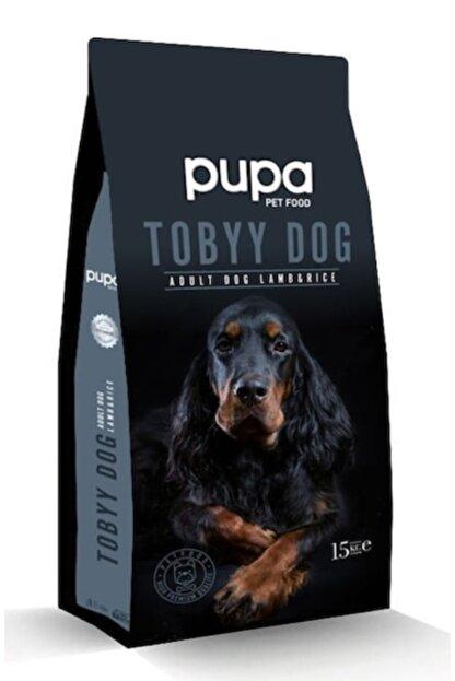 Goody Pupa Tobyy Dog Kuzu Etli Pirinçli Yetişkin Köpek Maması 15kg