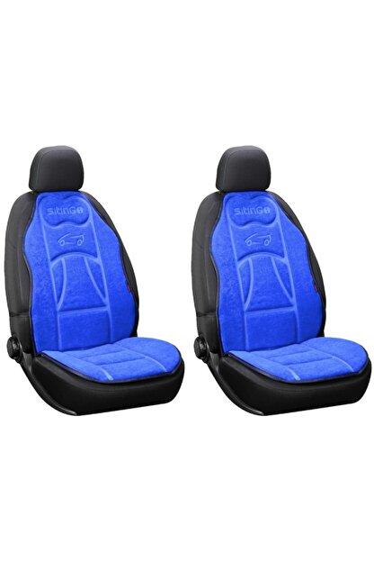 DAT Honda Civic Mavi Araba Koltuk Koruyucu Kılıf Minderi