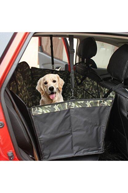 Ankaflex Araba Köpek Kılıfı Taşıma Koltuk Örtüsü Havuzu Araç Kedi Köpek Koltuk Koruma Örtüsü Çantası